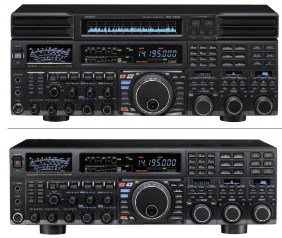 Ftdx 5000mp The New Yaesu Hf 50mhz 200w Transceiver And