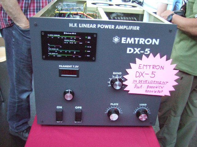 Fuckin sweet amateur high frequency linear amplifiers