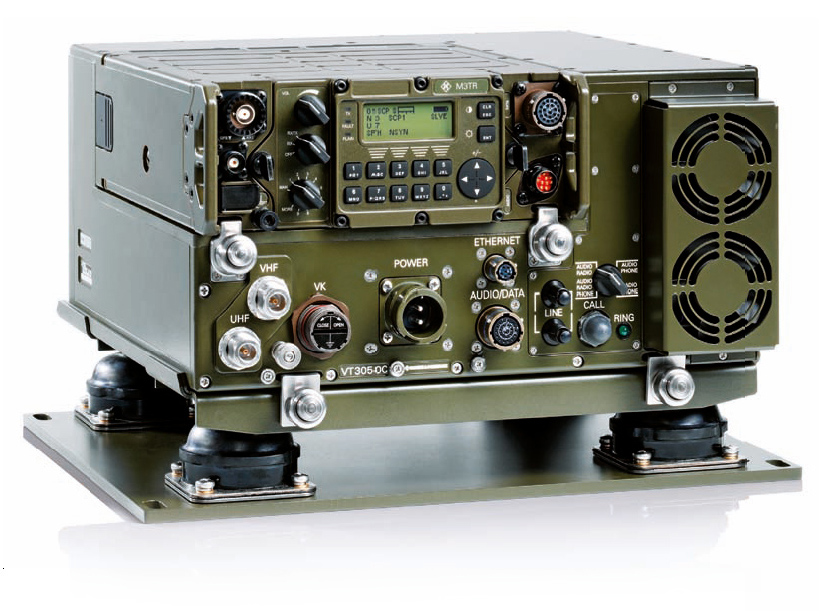 Tactical ham radio