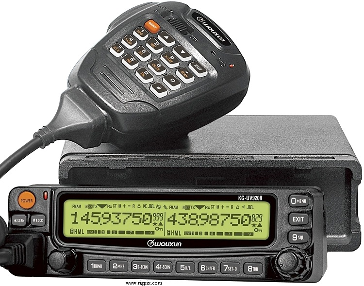New WOXUM KG-UV920R VHF/UHF Transceiver ‹ SPARKY's Blog