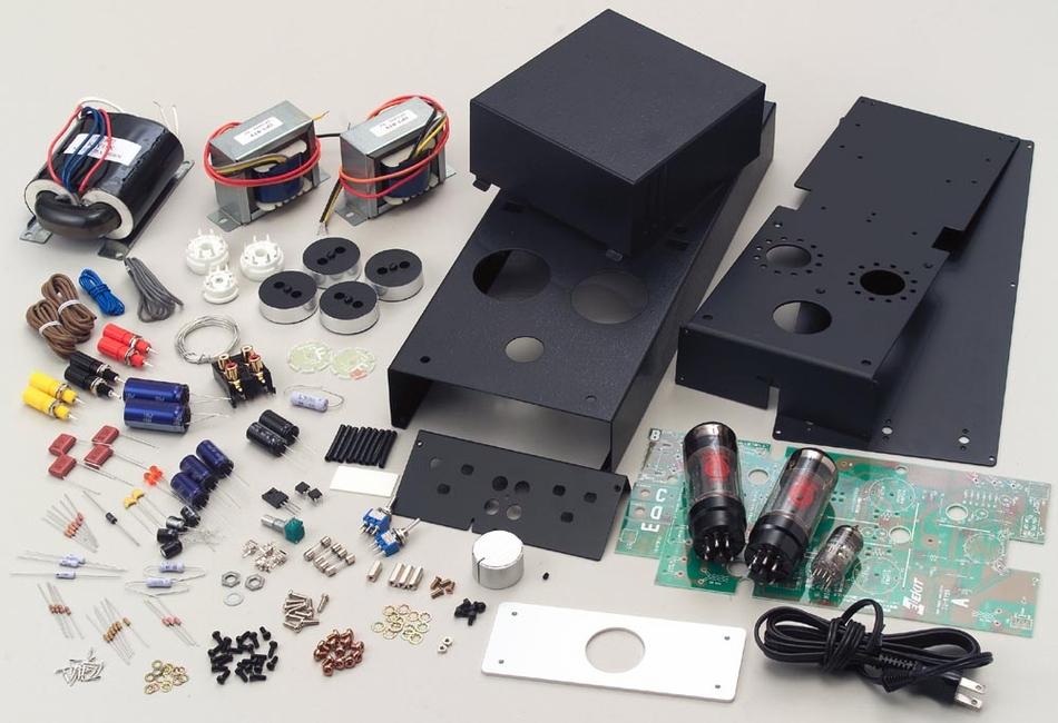 Elekit TU-879S Stereo Tube Amplifier Kit ‹ SPARKY's Blog