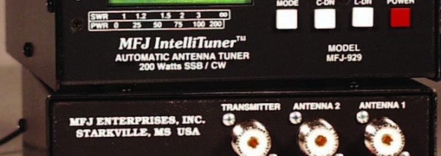 Antenna tuner ‹ SPARKY's Blog