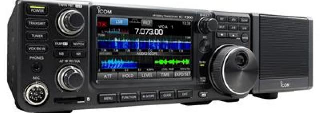 Icom 7610 Vs 7300