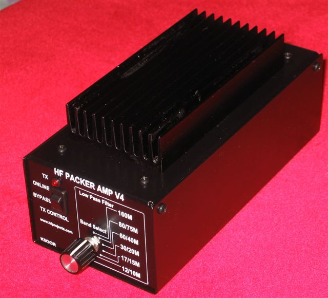 QRP to 30-35W HF Packer Amplifier ‹ SPARKY's Blog