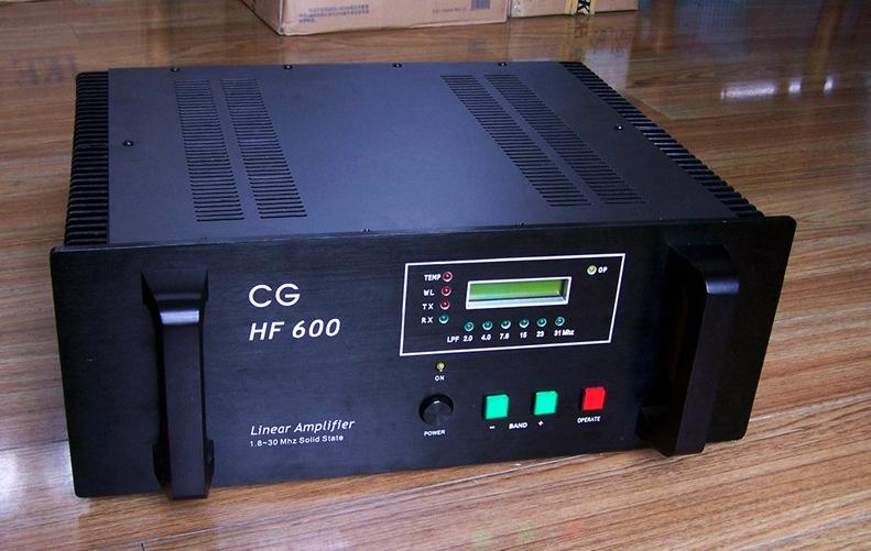 Stato Solido Cinese Hf 500 Watt Attività Radioamatoriale
