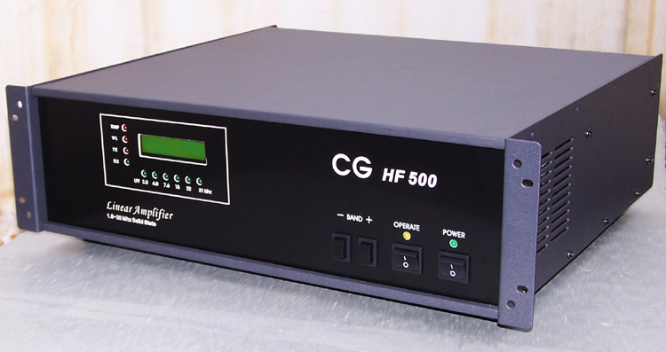 Chinese Cg Series Linear Amplifiers Sparkys Blog