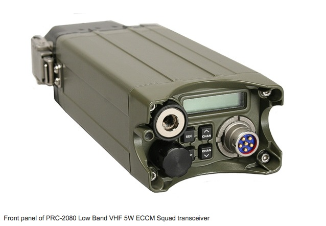 Green (Military) Radio from Australia ‹ SPARKY's Blog