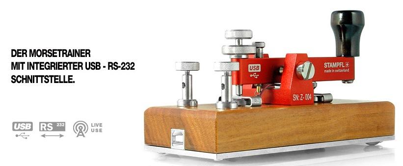 Swiss Morse USB STM-11 Army Key ‹ SPARKY's Blog