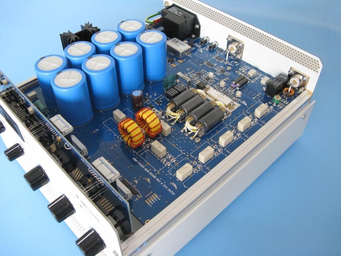 Juma 1Kw Linear Amplifier kit PA1000 ‹ SPARKY's Blog