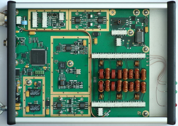 Russian ZS-1 SDR Transceiver ‹ SPARKY's Blog