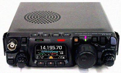 QRP Transceiver FT818 YAESU ‹ SPARKY's Blog