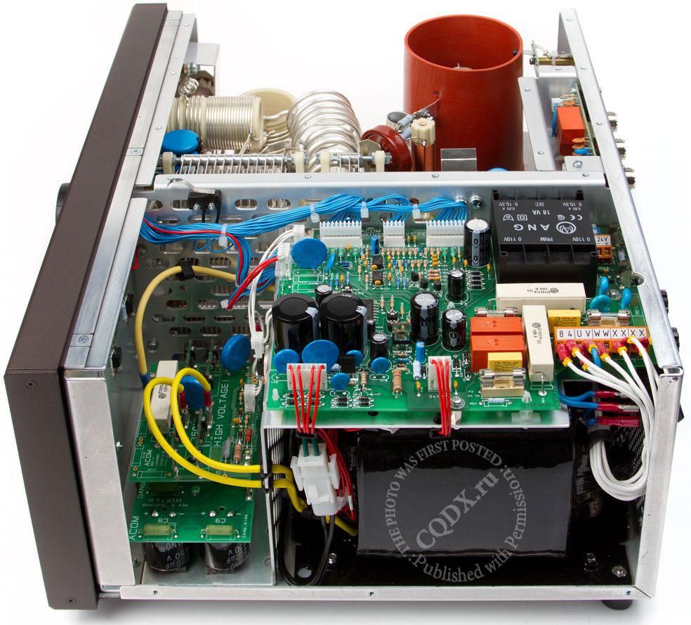 ACOM 1500 HF Linear Amplifier ‹ SPARKY's Blog