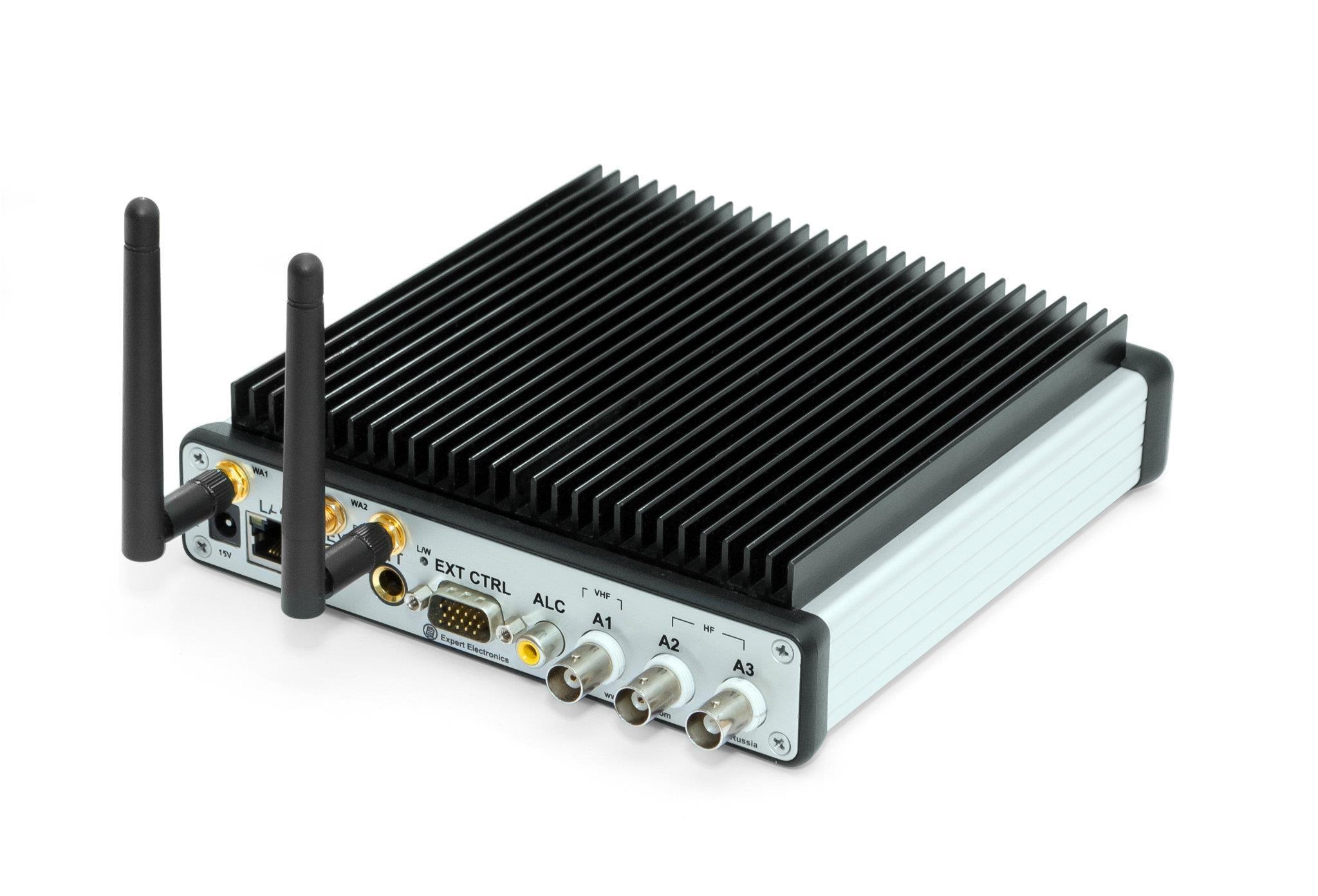 DUC/DDC SunSDR2 HF/VHF SDR Transceiver ‹ SPARKY's Blog