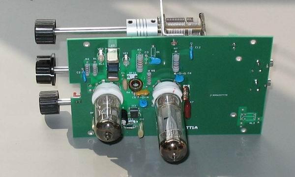TT1A 2 Band CW QRP transmitter kit ‹ SPARKY's Blog