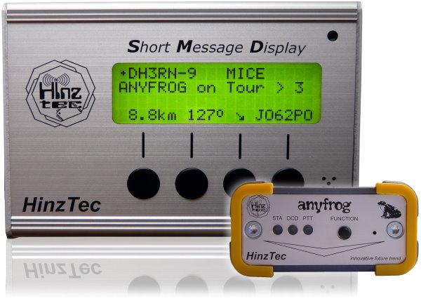 Short Message Display – SMD ‹ SPARKY's Blog