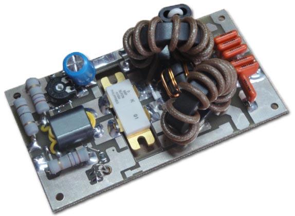 PHV305 MOS-FET HF Linear Power Amplifier Pallet 300 Watt P.E.P ...
