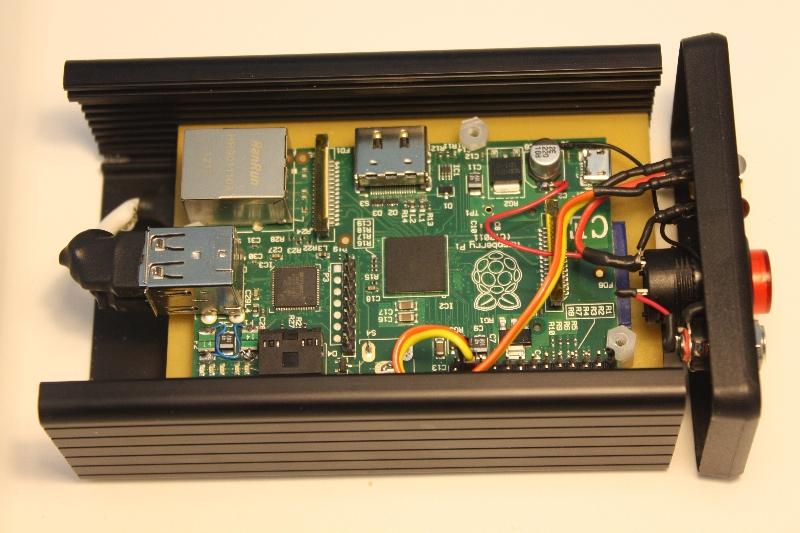 DIY: piGate – Raspberry-Pi APRS ‹ SPARKY's Blog