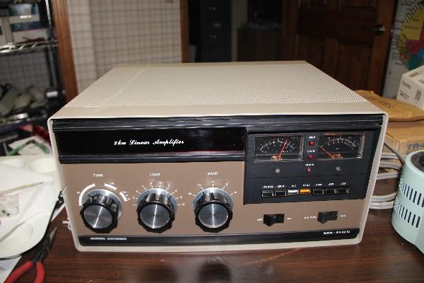 Very Rare Heathkit Sb240 2kw Linear  lifier furthermore 282333844507 besides 152520069706 furthermore Shop also Heathkit SB 200 HF CW SSB Linear  lifier 80 282033962771. on heath ham radio