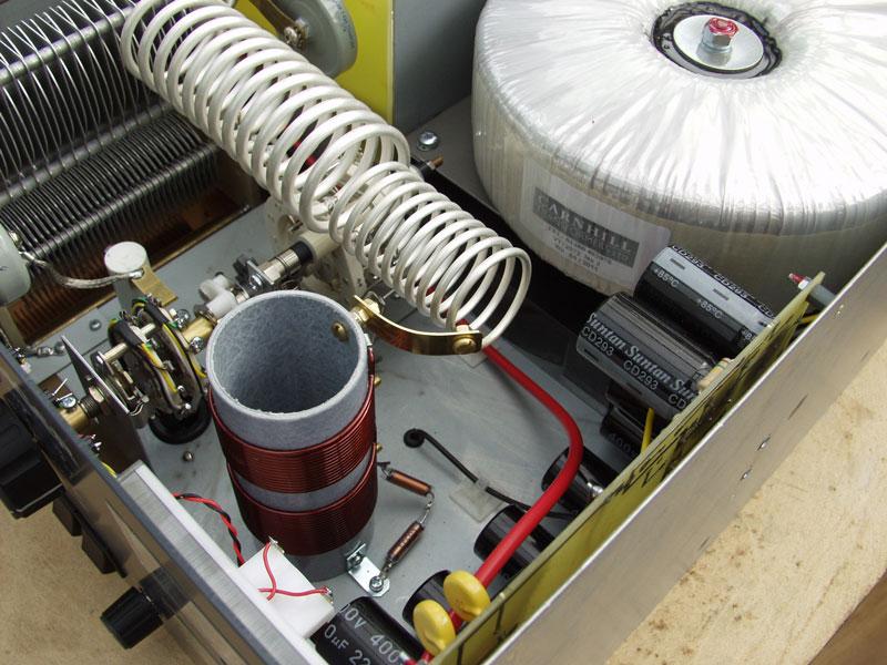 "LinerAmp™ ""Challenger"" HF Power Amplifier ‹ SPARKY's Blog"