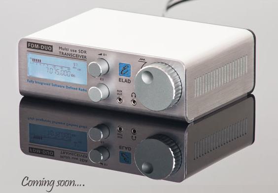 ELAD QRP FDM-DUO and FDM-S1 SDR Transceiver ‹ SPARKY's Blog