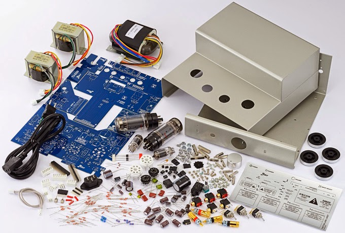 Elekit tu 8200 tube amplifier kit se 6l6 sparkys blog some of the improvements over the elekit tu 879s tube amplifier kit include solutioingenieria Gallery