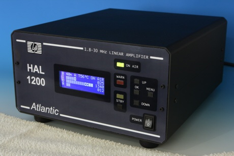 HAL1200 and HAL600 Atlantic – HF Linear Amplifier ‹ SPARKY's Blog