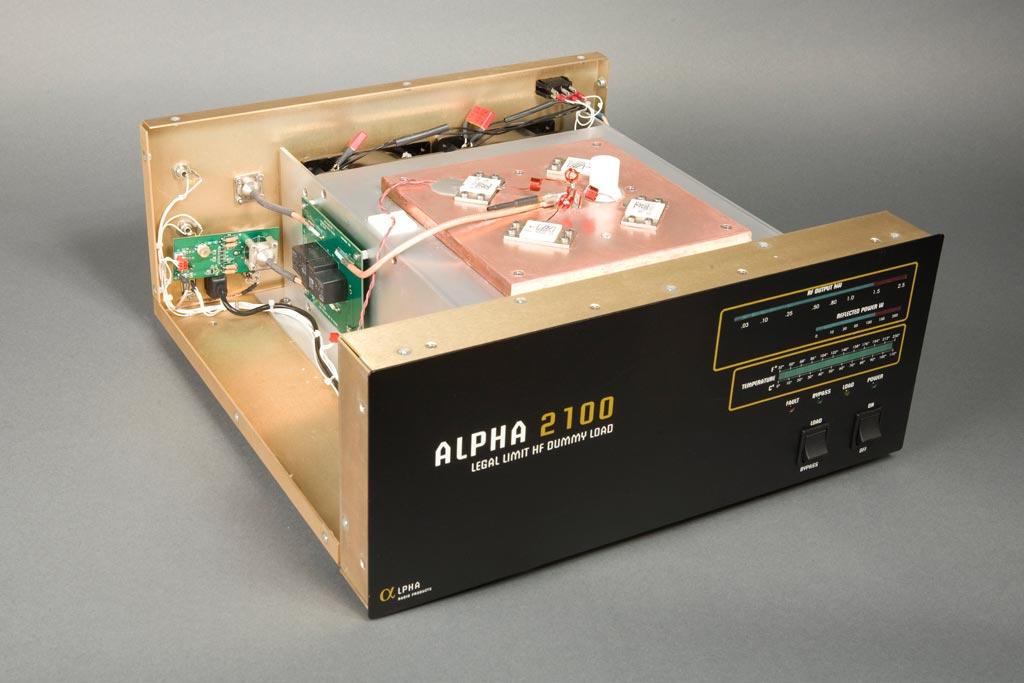 alpha xrm 2100