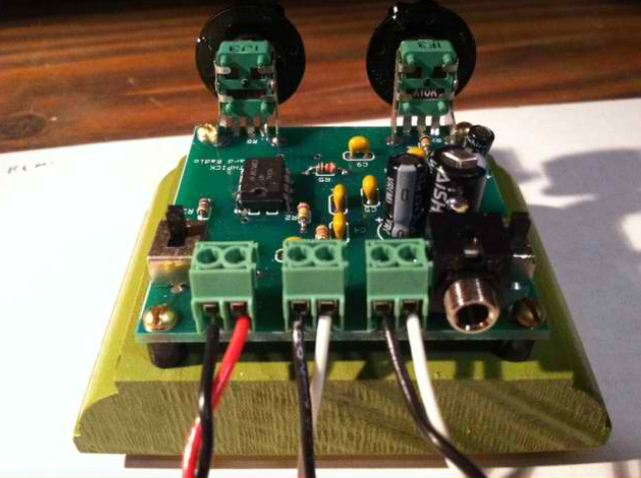 """Building the """"Toothpick"""" Audio CW Filter ‹ SPARKY's Blog"""