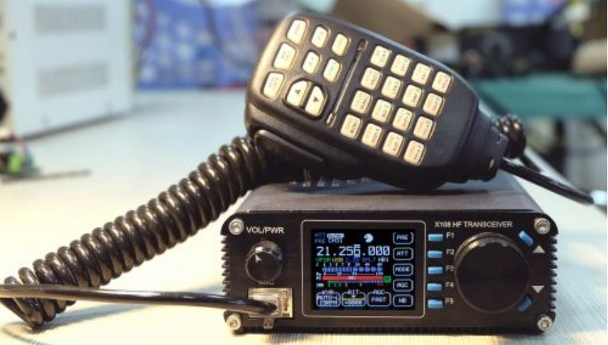 X108 QRP HF Transceiver Kit ‹ SPARKY's Blog