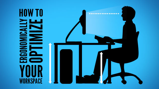 Work From Home Ergonomics - How to encourage proper ergonomics for remote workers - The