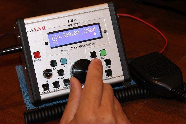 LNR LD-5 QRP HF Transceiver ‹ SPARKY's Blog