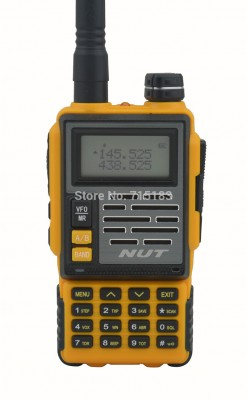 2014-New-NUT-AT-828UV-Walkie-Talkie-UHF400-480MHz-VHF136-174MHz-Dual-Band-6W-128CH-Portable