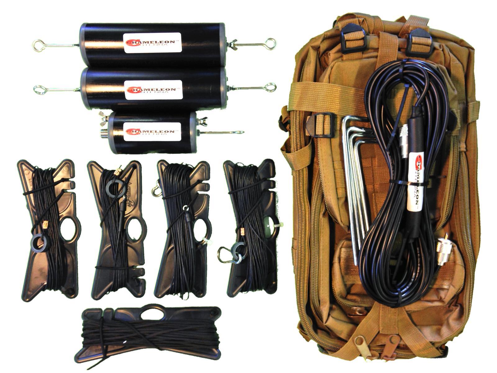 CHAMELEON ANTENNA Portable HF Antennas TD ‹ SPARKY's Blog