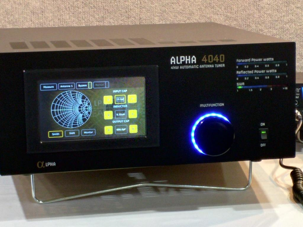 Suggest Amateur antenna tuners opinion you