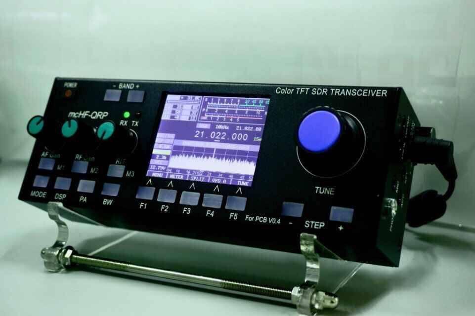 mcHF-QRP Transceiver ‹ SPARKY's Blog