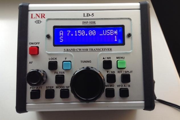 LD-5 QRP HF Transceiver ‹ SPARKY's Blog