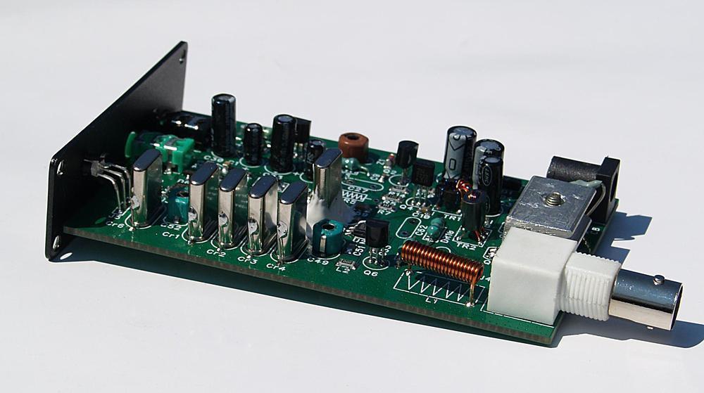 QRPver-1 v 2 (JT65 / PSK / BPSK QRP Transceiver) ‹ SPARKY's Blog