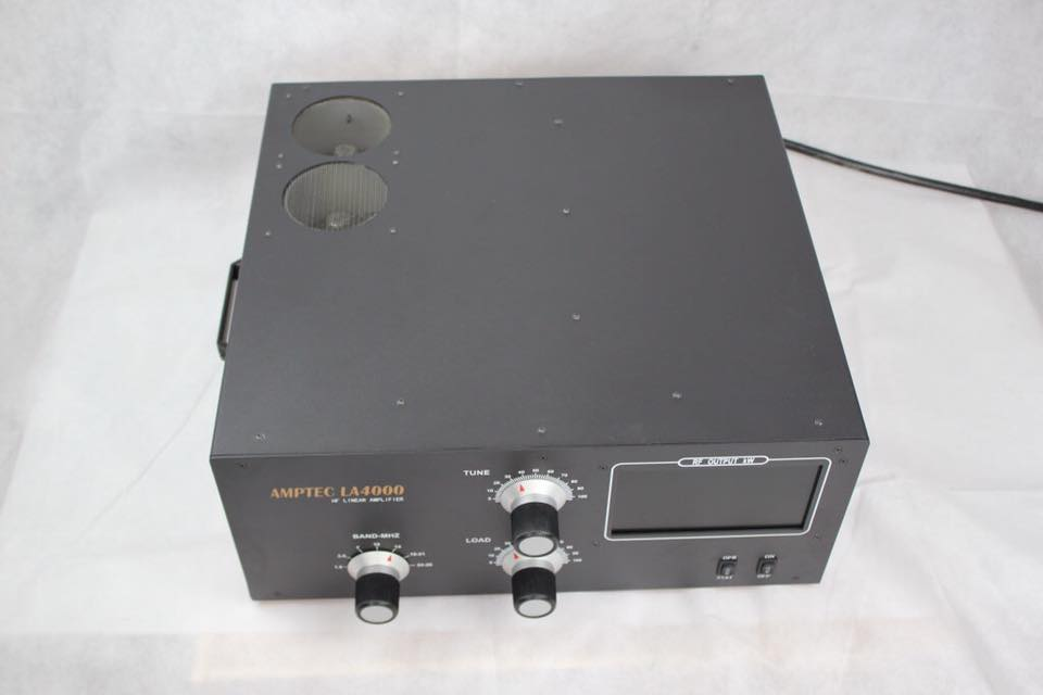 Chinese Amptec La4000 Hf Linear Amplifier Sparky S Blog
