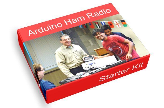 Arduino ham radio starter kit ‹ sparky s