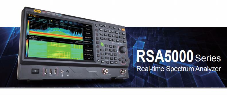 Rigol RSA5000 Real-time Spectrum Analyzer ‹ SPARKY's Blog